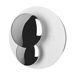 LEDS-C4 Strata Applique tamisable LED chrome , fin de série
