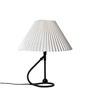 Le Klint 306 wall-/table lamp black, plastic diffuser