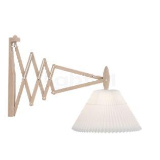 Le Klint 334 - 2/21 Væglampe plast-skærm