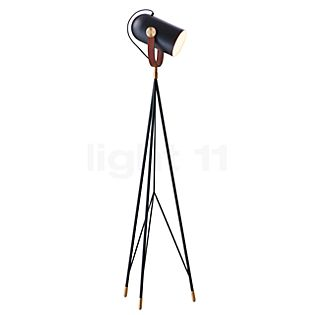 Le Klint Carronade Floor Lamp High black