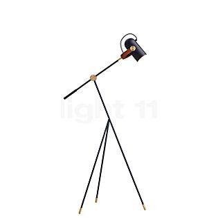 Le Klint Carronade Standerlampe Low sort