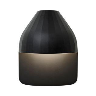Le Klint Facet con supporto a parete medium LED nero