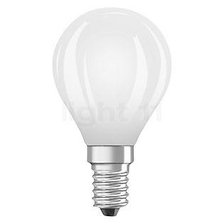 Ledvance D45-dim 3,3W/m 827, E14 LED matt