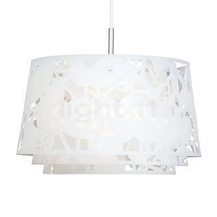 Louis Poulsen Collage 600 pendant light white matt
