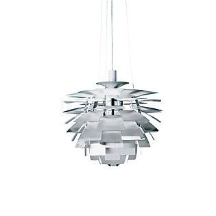 Louis Poulsen PH Artichoke 480 Suspension acier inoxydable mat