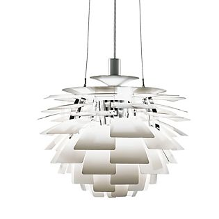 Louis Poulsen PH Artichoke 840 Suspension LED blanc, DALI