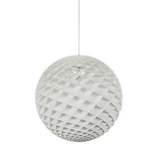 Louis Poulsen Patera Pendelleuchte LED weiß, ø45 cm