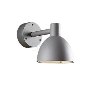 Louis Poulsen Toldbod 155 Wandleuchte aluminiumgrau
