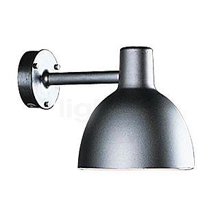 Louis Poulsen Toldbod 220 wandlamp aluminiumgrijs