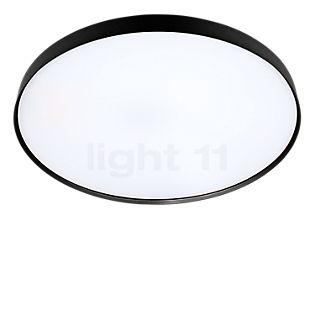 Luceplan Compendium Plate Parete/Soffitto LED schwarz