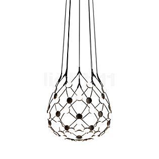 Luceplan Mesh ø55 cm LED Suspension 1m