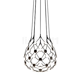 Luceplan Mesh ø55 cm LED montatura 1m