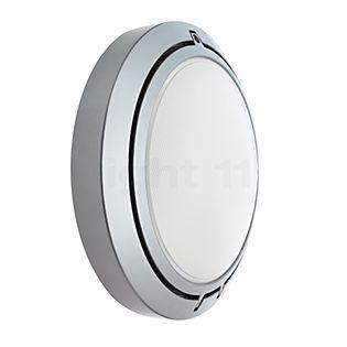 Luceplan Metropoli ø38cm, verre aluminium laqué