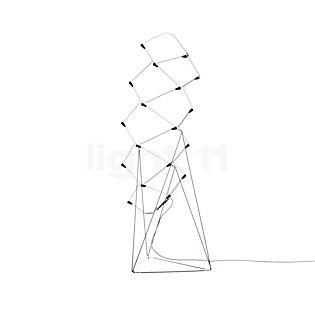 Luceplan Nothing Standerlampe sort