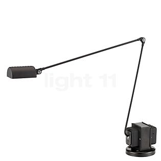Lumina Daphine Tavolo LED soft-touch schwarz
