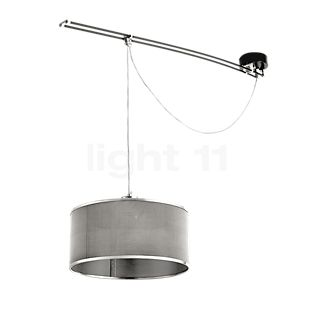 Lumina Moove 42 mit Dezentralisierungskit Aluminium poliert