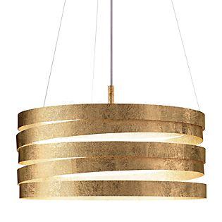 Marchetti Band S50 Pendelleuchte LED blattgold