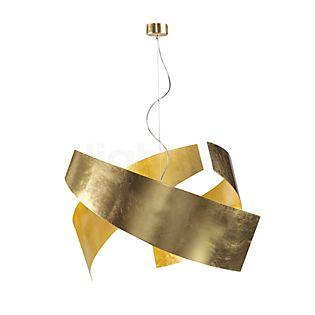 Marchetti Ella Suspension feuille d'or