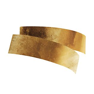 Marchetti Pura AP Wall Light gold leaf