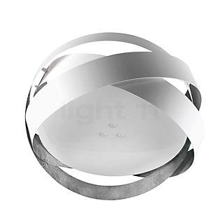 Marchetti Pura PL60 Plafonnier LED blanc/feuille d'argent