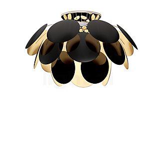 Marset Discocó 53 Ceiling Light black/gold