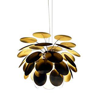 Marset Discocó 68 Pendant light black/gold
