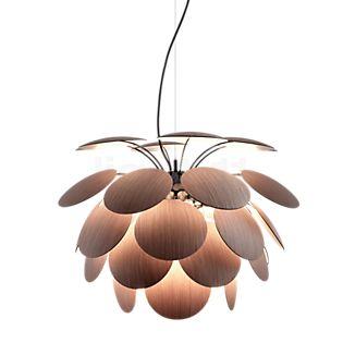 Marset Discocó 68 Pendant light oak/chrome