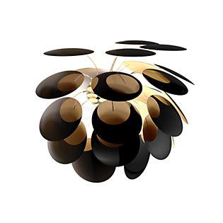Marset Discocó Wall light black/gold