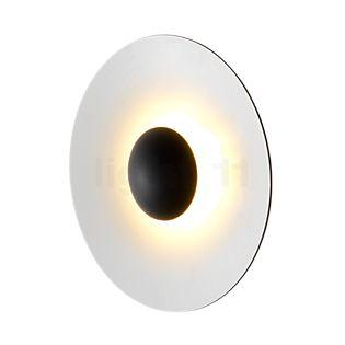 Marset Ginger 60 Wand-/Plafondlamp LED eikenhout/wit