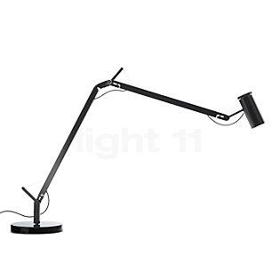 Marset Polo LED Tafellamp met voet zwart