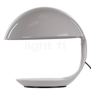 Martinelli Luce Cobra Lampe de table blanc