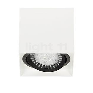 Mawa 111er angulaire Plafonnier LED 24° blanc mat