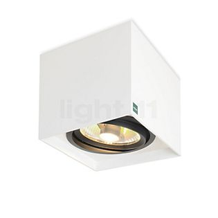 Mawa 111er angular Ceiling Light HV white matt