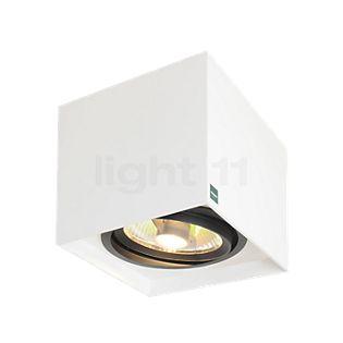 Mawa 111er hoekig Plafondlamp HV wit mat