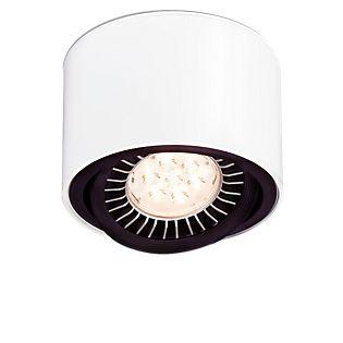 Mawa 111er rond Plafonnier LED, tamisable 24° blanc mat