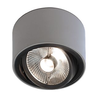 Mawa 111er rotonda Lampada da soffitto AT metallico