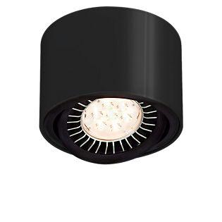 Mawa 111er rund Deckenleuchte LED, schaltbar schwarz, 40°