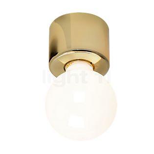 Mawa Eintopf Plafond-/Wandlamp messing