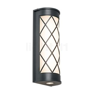 Mawa Grunewald Wall Light LED with Downlight bronze mettalic