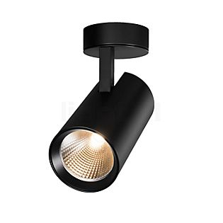 Mawa Seventies Projecteur en saillie LED tamisable blanc mat, 13°