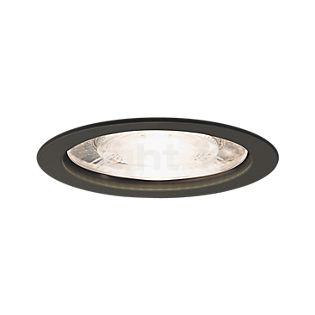 Mawa Wittenberg 4.0 Deckeneinbauleuchte rund mit Rand LED exkl. Transformator schwarz