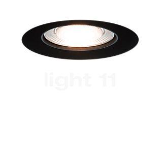 Mawa Wittenberg 4.0 Einbaustrahler rund LED, exkl. Transformator schwarz matt