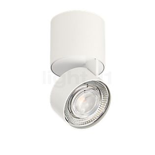 Mawa Wittenberg 4.0 Fernrohr, lámpara de techo LED blanco mate