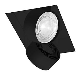 Mawa Wittenberg 4.0 Loftindbygningslampe firkantet flush 2-flamme LED excl. transformator hvid mat