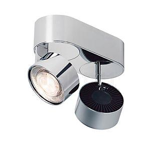 Mawa Wittenberg 4.0 Plafondlamp oval 2-lichts LED chroom