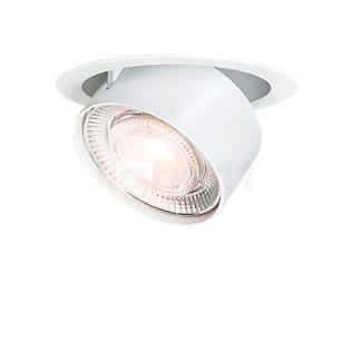 Mawa Wittenberg 4.0 Projecteurs partiellement encastrés ronde LED, incluse transformateur blanc mat