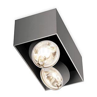 Mawa Wittenberg Loftslampe flush 2-flamme metallic