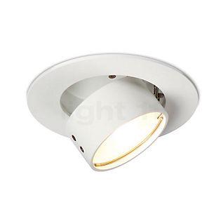 Mawa Wittenberg Plafondinbouwlamp 1 rond wit RAL 9016