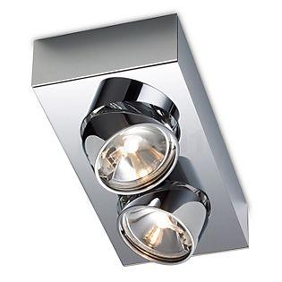 Mawa Wittenberg Plafondlamp 2-lichts chroom glanzend