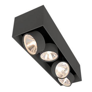 Mawa Wittenberg Plafondlamp verzonken kop 4-lichts wit mat